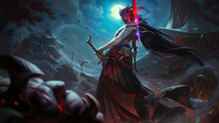 League of Legends Patch 11.5 is currently set to introduce a total of five item changes.
