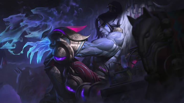 Sylas will remain king of the mid lane yet again and Blitzcrank will get stronger for League of Legends Patch 11.15. | Photo by Riot Games