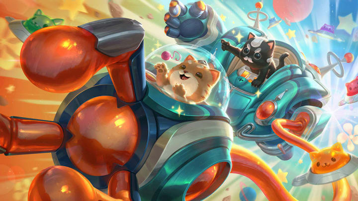 It's another Patch Wednesday and Blitzcrank seems to be getting a huge buff for the upcoming Patch 11.15 | Photo by Riot Games