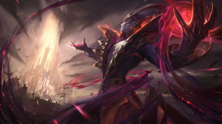 Vladimir has gone through a variety of changes, but he is quite a strong pick this patch despite a nerf.