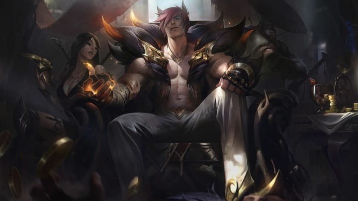 League of Legends Patch 10.10 didn't include many changes to jungle champions.