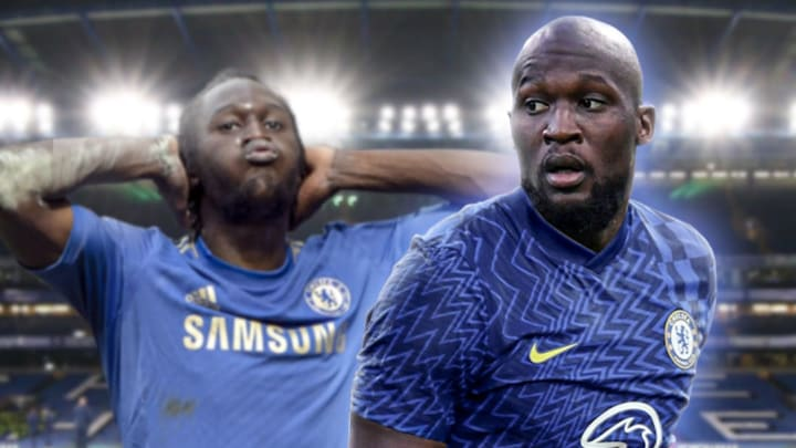 Romelu Lukaku ist zurück beim FC Chelsea
