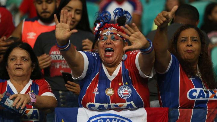 Muito jogador ficou devendo à torcida do Bahia.