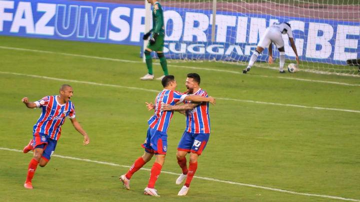 Bahia CRB Copa do Nordeste