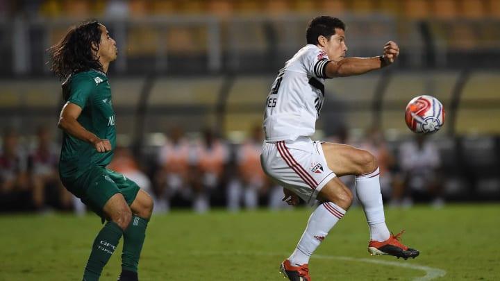 São Paulo e Guarani se enfrentam nesta quarta-feira (14), pela 9ª rodada do Paulistão.