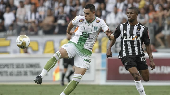Atlético e América decidiram a final do Campeonato Mineiro quatro vezes na história.