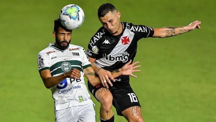 Coritiba e Vasco protagonizaram a final da Copa do Brasil de 2011 e hoje se enfrentam em grande duelo na Série B do Campeonato Brasileiro.