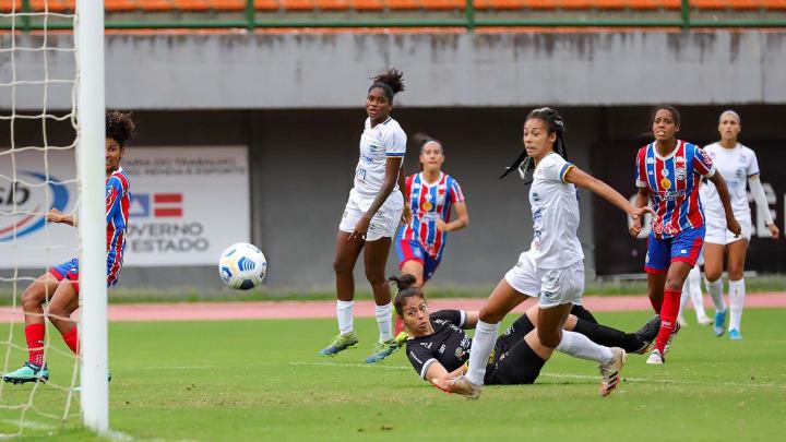Bahia, São José, Cruzeiro e mais: confira cinco clubes que estão correndo risco de rebaixamento no Brasileirão Feminino.