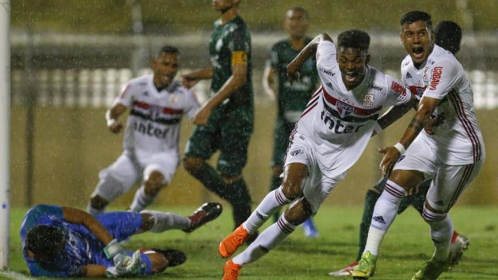 Anílson é um dos destaques do Sub-20 do São Paulo