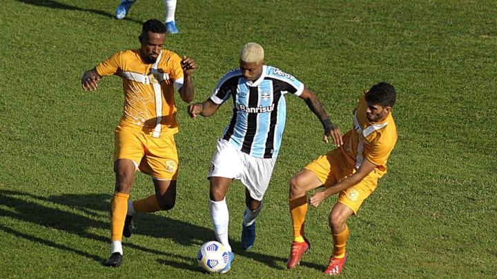 Jean Pyerre teve atuação muito apagada na Boca do Jacaré