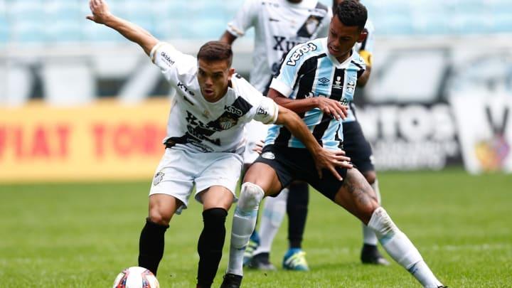 Volante foi destaque absoluto em jogo da Recopa Gaúcha