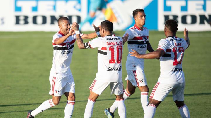 São Paulo Hernán Crespo Libertadores