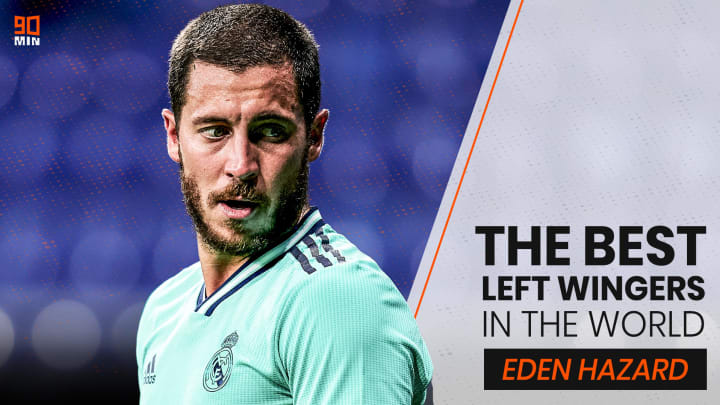 In the past decade, Eden Hazard has become one of the most exciting, and effective, forwards in Europe