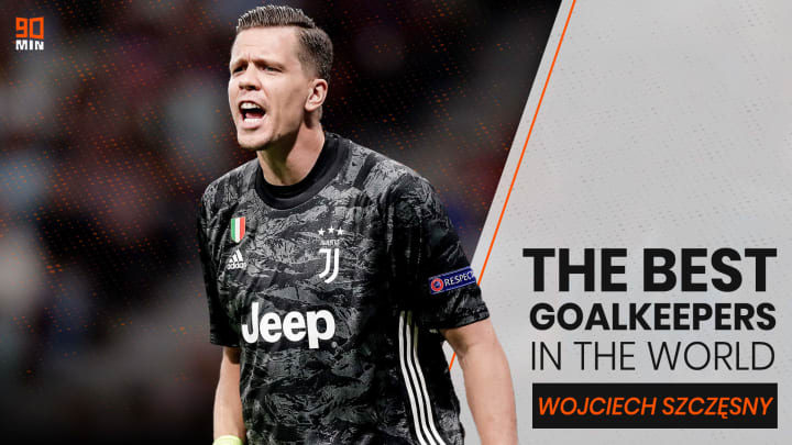 Wojciech Szczesny has matured since moving to Italy from an erratic but talented youngster into one of Serie A's most reliable goalkeepers