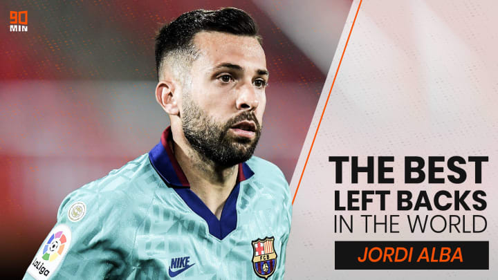 After being cast aside as a teenager, Jordi Alba returned to Barcelona to become arguably the world's best left-back at the peak of his powers