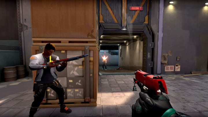 Deathmatch will pit 10 players in a free-for-all.