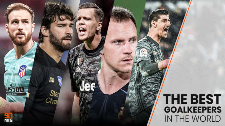 The 5 Best Goalkeepers in the World - Ranked