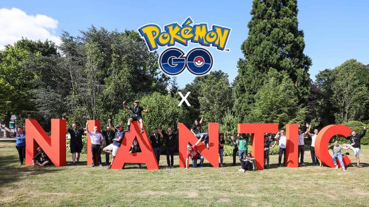 Celebrate Niantic's Birthday with a surprise Pokémon GO event.