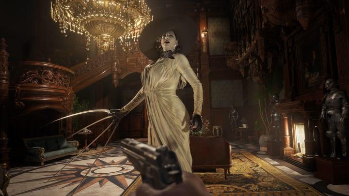 Resident Evil Village sales delivered Capcom one of its best-ever quarters.