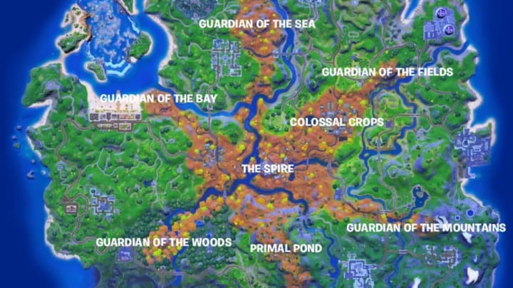 As with every new season, Chapter 2 Season 6 brought significant map changes around the island.