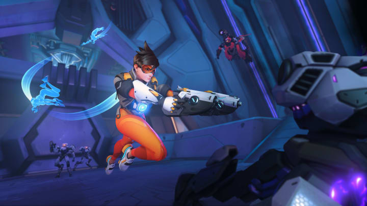 Overwatch 2 will be the next time a new hero is released for the series.