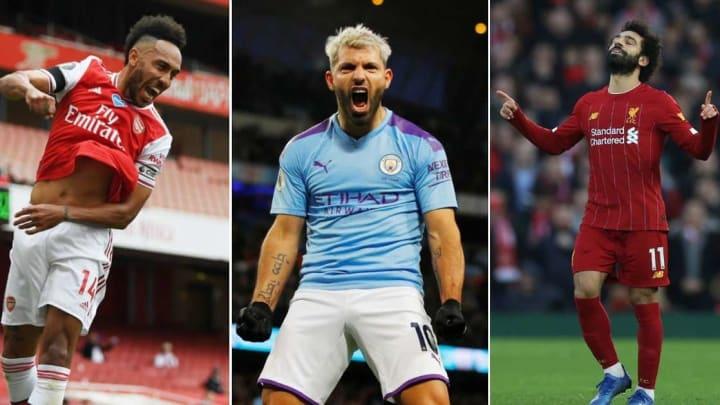 10 chân sút ghi 50 bàn thắng nhanh nhất lịch sử Ngoại hạng Anh: Aubameyang xếp sau Salah