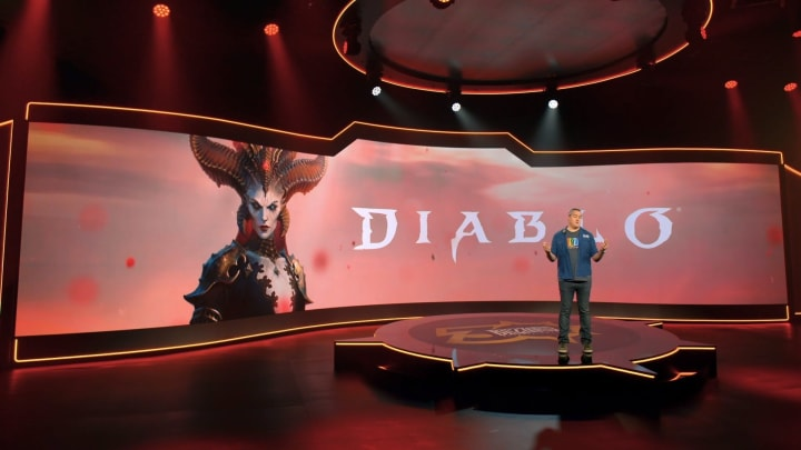 Blizzard announced Diablo 2: Resurrected at the BlizzConline opening ceremony.