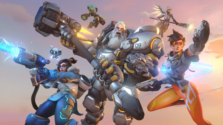 Could Overwatch 2 have a Battle Pass?