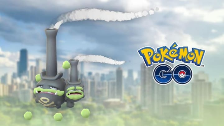 Galarian Weezing Pokemon GO: Everything you need to know about this alternate form