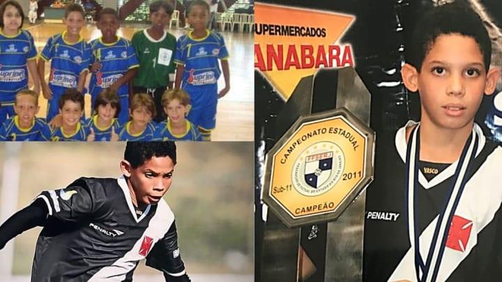 Paulinho futsal Vasco