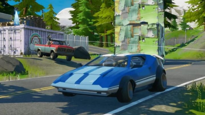 Fortnite Season 3 cars have been delayed