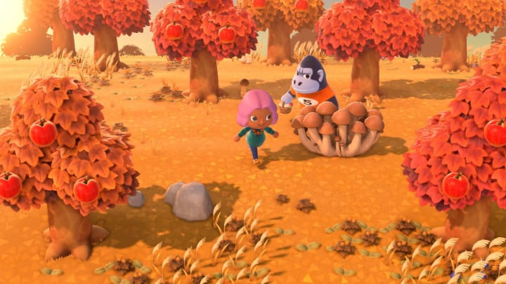 Animal Crossing: New Horizons Gyroids are nowhere to be found.