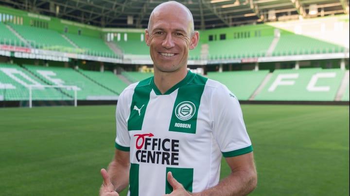 Arjen Robben Comes Out Of Retirement To Join Boyhood Club Fc Groningen