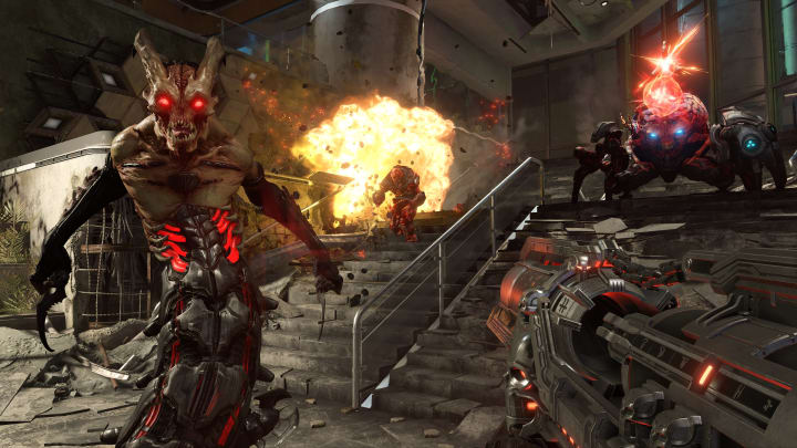 DOOM Eternal Nekravol collectibles locations are scattered throughout the game.
