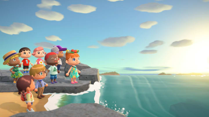 Animal Crossing: New Horizons sales passed 13 million units since launch.