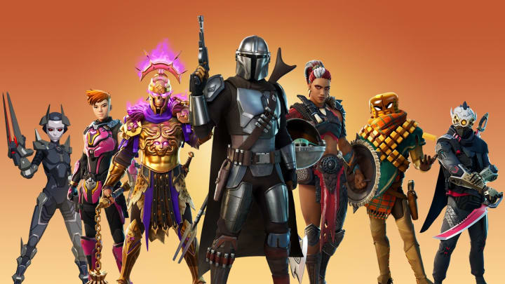 We have all the leaked skins and cosmetics to Fortnite in v15.20 update.