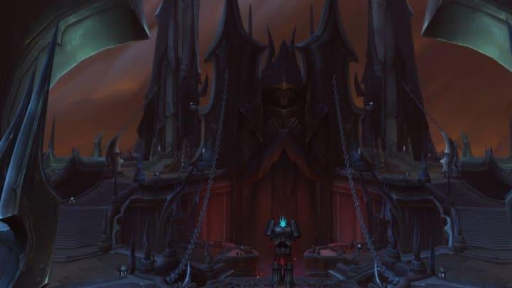 The new raid, Sanctum of Domination