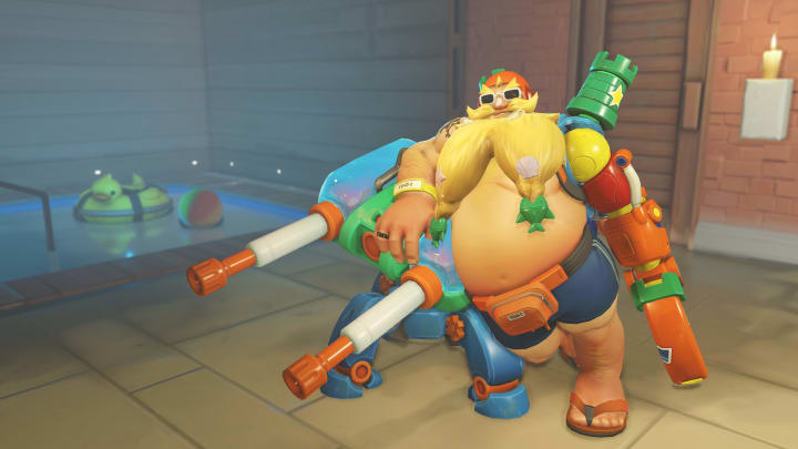 Overwatch Summer Games 2020: which 5 heroes should get skins?