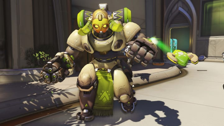 Orisa also has no Summer Games skins and was left out of the last few events.
