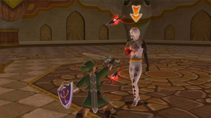 """""""A self-proclaimed demon lord, determined to capture Zelda no matter what the cost."""""""
