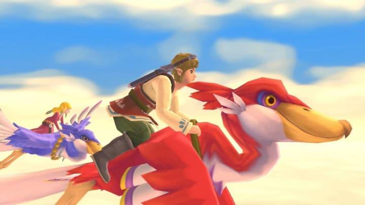 The Legend of Zelda: Skyward Sword HD, a remake reviving the 2011 Zelda adventure originally released for the Nintendo Wii, launched July 16, 2021.