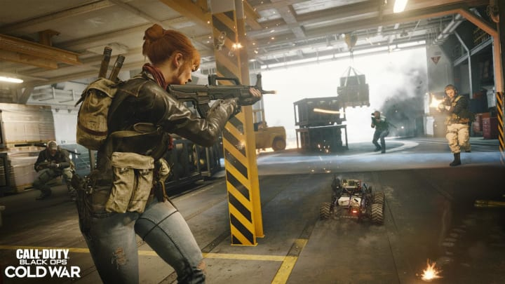 Black Ops Cold War To Receive Six New Weapons In Season 2