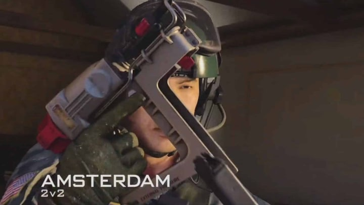 The Nail Gun is available in both Cold War and Warzone