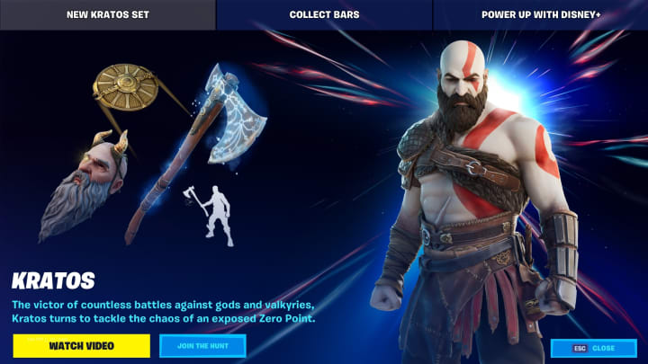 God Of War In Fortnite What We Know Create fortnite creatives and add them to our site to share your creations with our millions of users. god of war in fortnite what we know