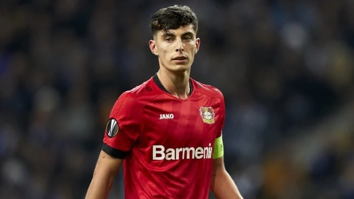 Newcastle are the latest side to be linked with Kai Havertz