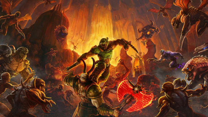 Doom Eternal Dlc Plans What S Been Announced