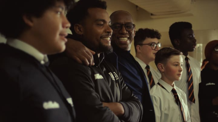 Football Beyond Borders have launched the Gamechangers programme