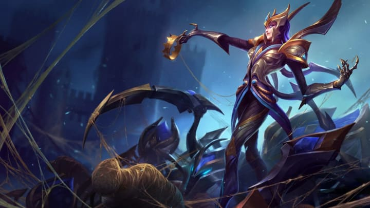 Some OP junglers from previous patch stay on top, while some others fall to lower tier in League of Legends patch 11.1