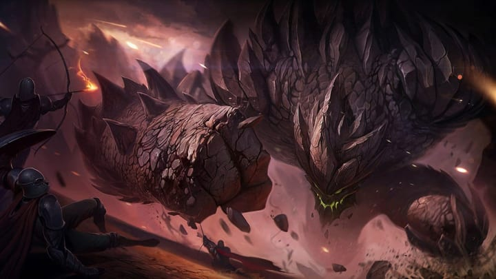 Malphite, also known as Shard of the Monolith, remains one of the best top lane champions in the current meta.