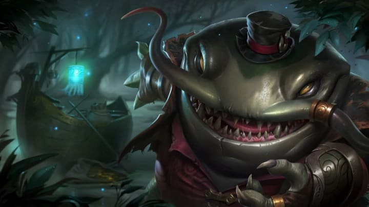 Tahm Kench may be fun to play, but is a poor pick in the current meta.